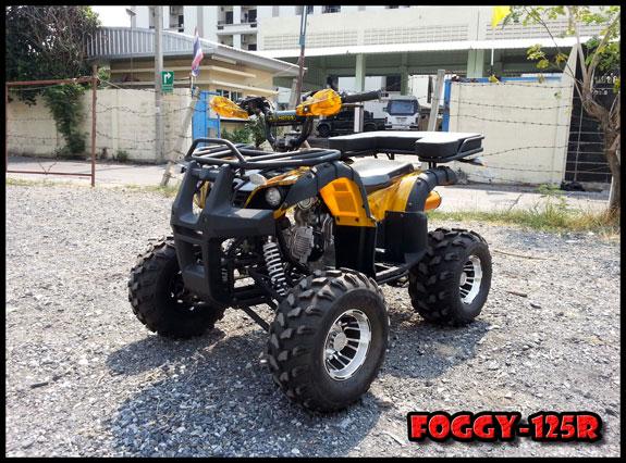 New Upgrade FOGGY-125R 22