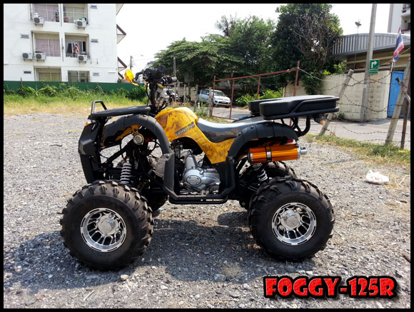 New Upgrade FOGGY-125R 23