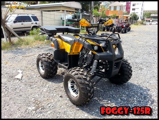 New Upgrade FOGGY-125R 24
