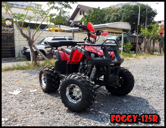 New Upgrade FOGGY-125R 25