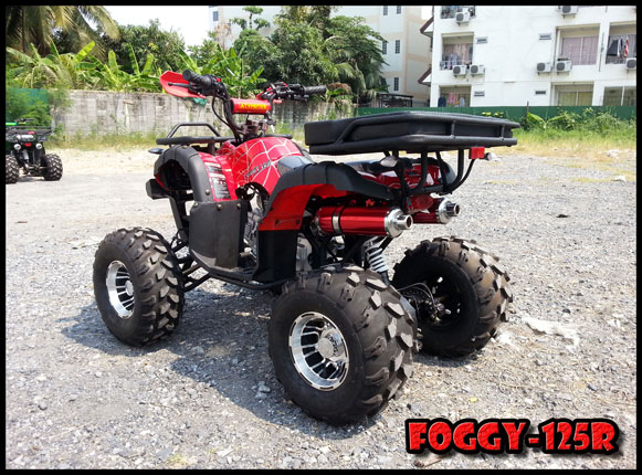 New Upgrade FOGGY-125R 28