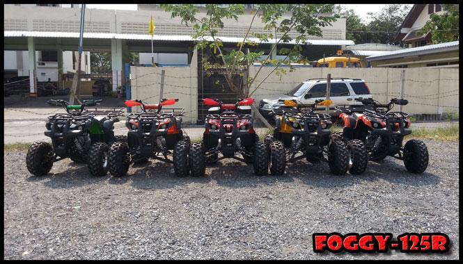 New Upgrade FOGGY-125R 29