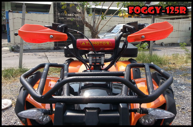 New Upgrade FOGGY-125R 30