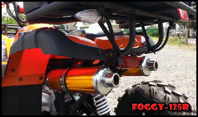 New Upgrade FOGGY-125R 34