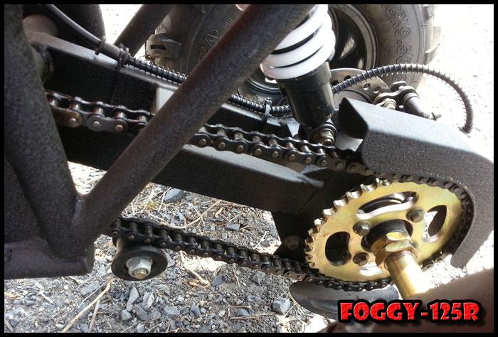 New Upgrade FOGGY-125R 35