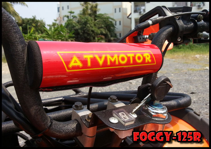 New Upgrade FOGGY-125R 37