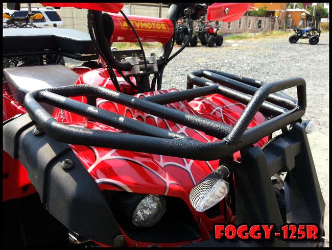 New Upgrade FOGGY-125R 43
