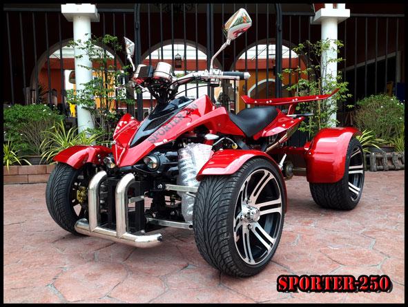 สปอร์ตเตอร์ 250 1