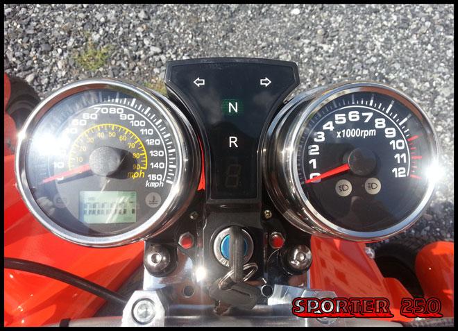 สปอร์ตเตอร์ 250 10