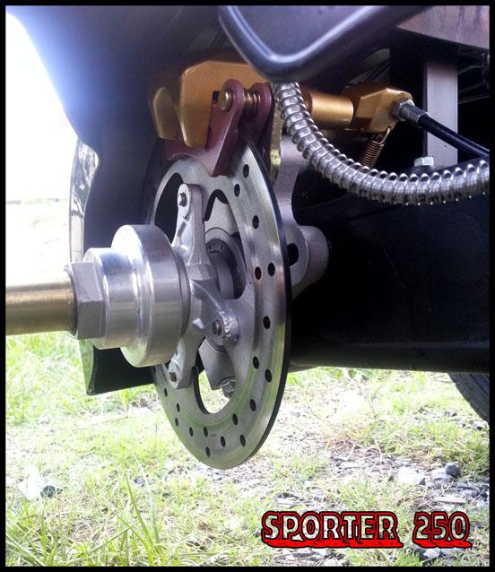 สปอร์ตเตอร์ 250 16