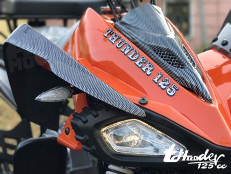 New THUNDER-125 4