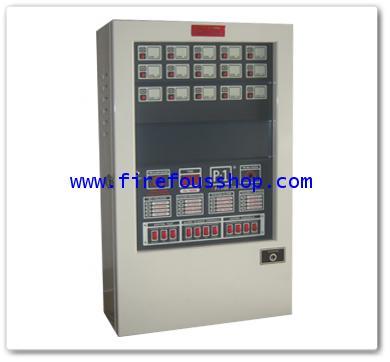 ตู้แจ้งเตือนเพลิงไหม้ 15 โซน รุ่น CL-9600 ยี่ห้อ CL (Taiwan)