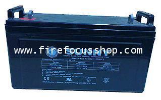 แบตเตอรี่แห้งชนิดตะกั่วกรดขนาด 12V-120AH ยี่ห้อ Sunny