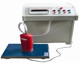 Water base fire extinguisher  filling  machine
