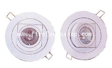 โคม Down Light สำหรับหลอดไดโครอิค ฮาโลเจน แบบปรับหมุนได้ รุ่น DLJ151 ยี่ห้อ Sunny