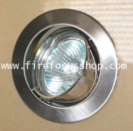 โคม Down Light สำหรับหลอดไดโครอิค ฮาโลเจน แบบปรับหมุนได้ รุ่น HD16 ยี่ห้อ Sunny