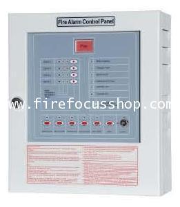 ตู้ควบคุมแจ้งเตือนเพลิงไหม้ 4 Zone รุ่น CM-P3-4L ยี่ห้อ CM (Taiwan)