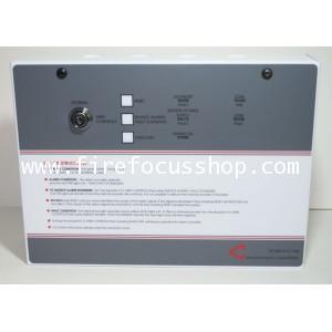 ตู้ควบคุมแจ้งเตือนเพลิงไหม้ 1 Zone รุ่น FF380-2 ยี่ห้อ Will (UK)