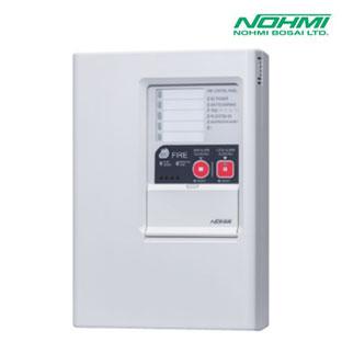 ตู้ควบคุมแจ้งเหตุเพลิงไหม้ ติดผนัง รุ่น FAPN202-R-5L ยี่ห้อ NOHMI (2018)