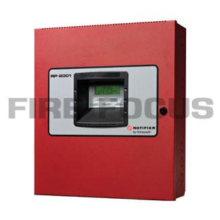 ตู้ควบคุมระบบแจ้งเหตุเพลิงไหม้ 6 โซน รุ่นRP-2001E ยี่ห้อ NOTIFIER