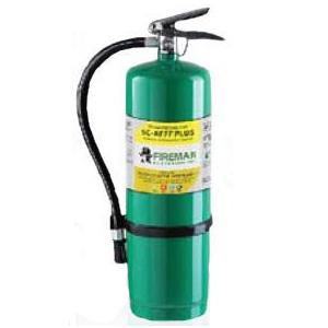 ถังดับเพลิง ชนิดน้ำยาเหลวระเหย BF2000 ขนาด 15 ปอห์น