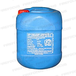 น้ำยาดับเพลิงโฟม UNILIGHT โฟม AFFF 3Percent ขนาด 20 ลิตร ยี่ห้อ IFP