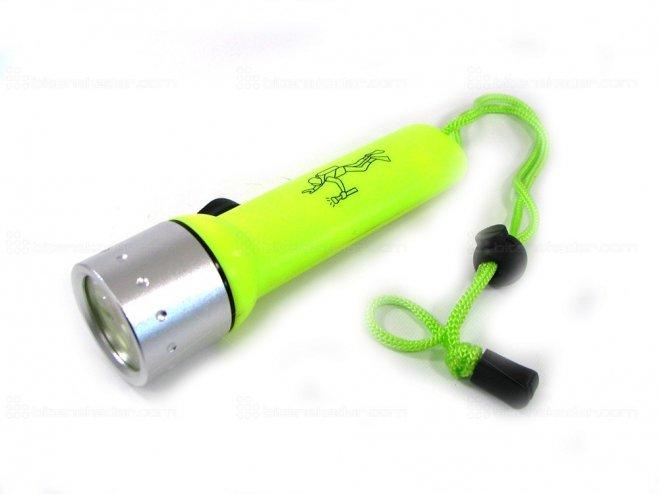 ไฟฉายดำน้ำ LED Shallow Light 3W