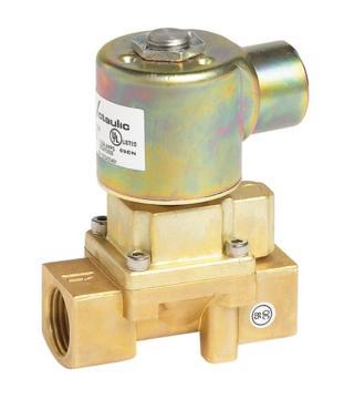 VICTAULIC Series 753-E FireLock® 300 psi Solenoid 24VDC 1/2 inch.; UL/FM