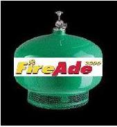 ถังดับเพลิง FireAde2000 NON-CFC ขนาด10ปอนด์ /Automatic มาตรฐาน UL ,ULC จาก USA ดับไฟ Class A,B,C,D,K