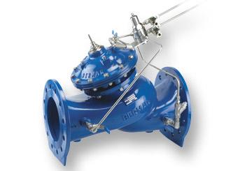 BERMAD Differential Pressure Sustaining Valve 250 psi. model.WW-736
