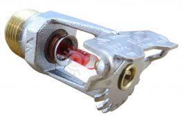 หัวสปริงเกอร์ดับเพลิง K-Factor5.6 155F\'/68C\'สีแดง,sidewall,เกลียว 1/2 นิ้ว รุ่น VK104 ยี่ห้อ VIKIN