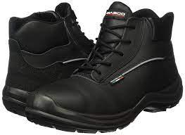 รองเท้าเซฟตี้ป้องกันไฟฟ้าแรงสูง 20,000 โวลต์ต่อ 1 นาที รุ่น HRD060D ยี่ห้อ GIASCO