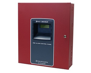 FIRE-LITE 10-Zone, Fire Alarm Control Panel,24VDC, 220VAC.model.MS-10UDE