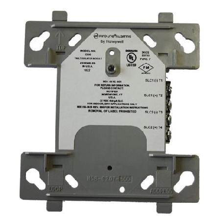 FIRE-LITE Isolator Module -- Required for Style 7 (Class A) SLC model.I300