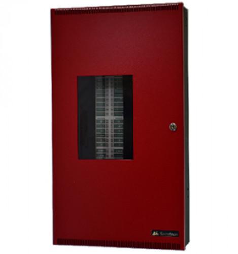 ตู้ควบคุมแจ้งเหตุเพลิงไหม้ 8 Zone รุ่น MR-2308-LR ยี่ห้อ Secutron(UL)