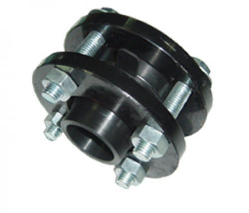 สตับเอ็น (ชุดคู่)  PN10 2 inch  DIN 63mm สำหรับเชื่อมต่อท่อน้ำ  ยี่ห้อTGG
