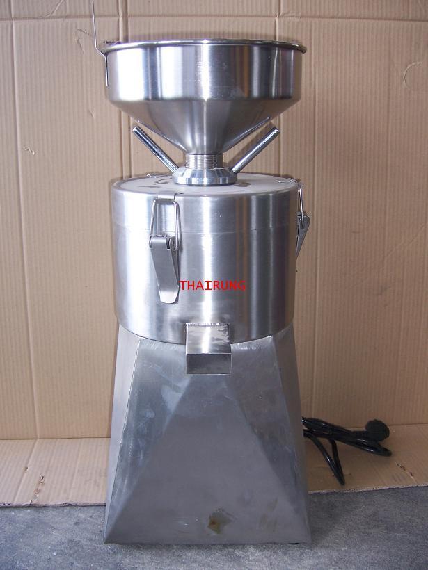 เครื่องทำน้ำเต้าหู้สเตนเลสET-06