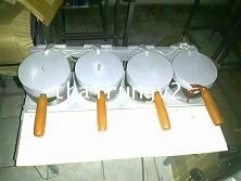 ทองม้วนไฟฟ้าระบบขดลวด 4 หัว