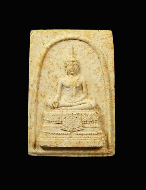 พระสมเด็จไร่วารี(วัดใต้) พิมพ์ใหญ่ หลวงปู่ทิม วัดละหารไร่ ปี 2515 1