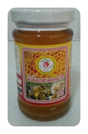 น้ำผึ้งดอกลำไย ขนาดบรรจุ 130 กรัม ไม่รวมค่าขนส่ง