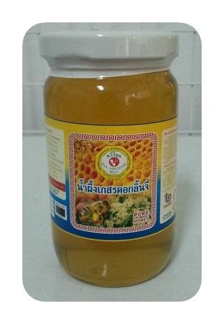 น้ำผึ้งดอกลิ้นจี่ ขนาดบรรจุ 300 กรัม ไม่รวมค่าขนส่ง