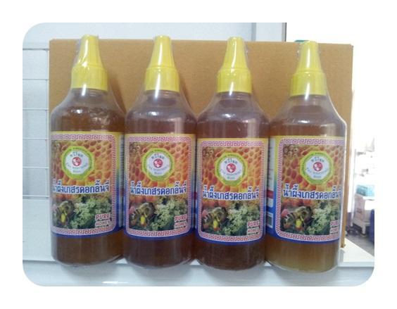 น้ำผึ้งดอกลิ้นจี่ ขนาดบรรจุ 650 กรัม  พิเศษสำหรับเดือนนี้ รวมค่าขนส่ง ภายใน กรุงเทพฯ