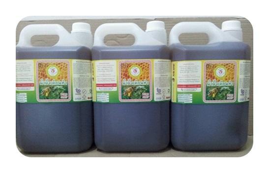 น้ำผึ้งเดือนห้า ขนาดบรรจุ 7000 กรัม เท่ากับ 5 ลิตร พิเศษสำหรับเดือนนี้ รวมค่าขนส่ง ภายใน กรุงเทพฯ