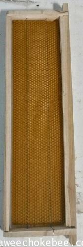 แผนลังเทียมสำหรับผึ้งโพรง พร้อมใช้งาน ไม่รวมค่าขนส่ง