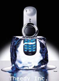 Motorola V70 เพิ่งมาใหมครับ!!!!  หายากมาก