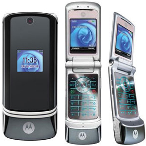 Motorola K1 ใหม่ made in U.K.  อุปกรณ์ครบพร้อมกล่อง (Out of stock)