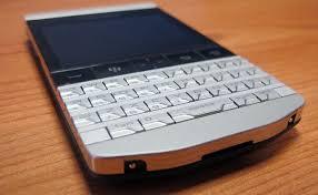 ขาย Blackberry Porsche Design P9981  like new!!!