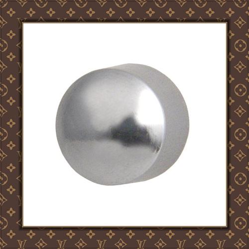 Stainless Steel Studex Ear Piercing Studs Ball Shape 4.0mm