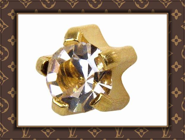 Tiffany birthstone - April (crystal)