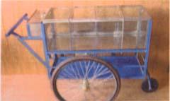 ชุดรถเข็นขายผลไม้